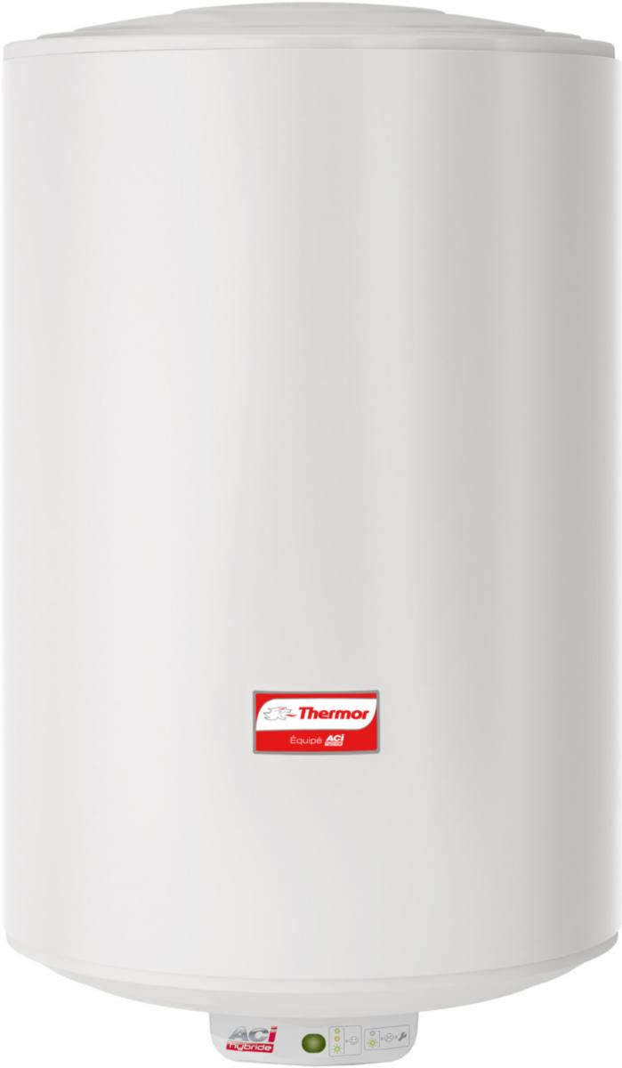 Chauffe-eau thermor stéatite ACI Hybride 150L vertical mural ref:871415