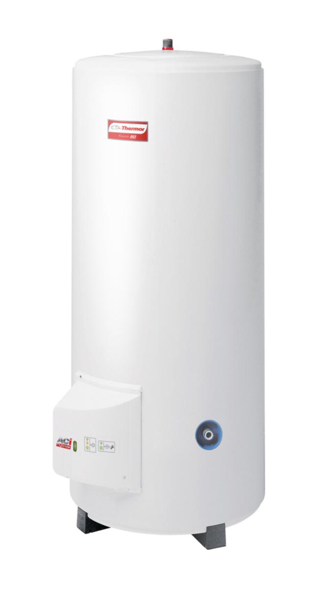 Chauffe-eau thermor duralis 200L ACI hybride vertical sur socle ref:282072